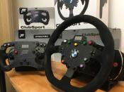 Fanatec CSW V2 + CSL Elite Wheel Base