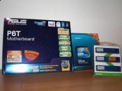 Motherboard - CPU - Ram