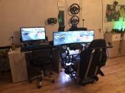 Gaming Station 8700k + RTX 2080 Ti
