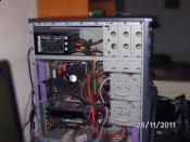 Altes System, das Case war 10 Jahre treuer Träger meiner Systeme.