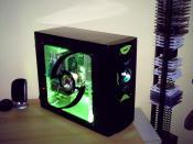 Mein Rechner (mit Kaltlichtkathoden)