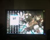 Der neue Bildschirm und die Lautsprecher(älteres Bild,Komponenten sind aber gleich geblieben;) )