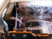 Wakü-Umbau-Zusatzradiator