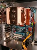 MoBo + CPU Kühler