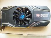 Neue AMD HD 6870 von Sapphire