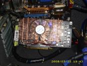 Geforce 8800GS 384MB mit umgebauteb Zahlman VF-1000 LED