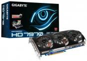 die neue GIGABYTE HD 7970 GV-R797OC-3GD OC EDITION