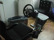 Playseat+G25+G15