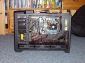 So sieht der Rechner von innen aus