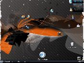 Desktop on Sunday, 4th of November 2006