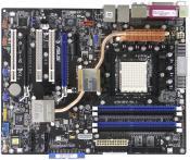 mein Board. A8N32-SLI