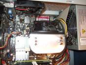 CPU-Lüfter saugt an :)