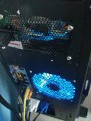 Computer hinten