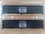 Arbeitsspeicher . 2 x 2GB (2er Kit) OCZ SLI-Ready Edition Dual Channel (OCZ2N1066SR2GK) .