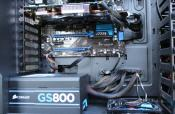 Netzteil Corsair GS 800 :Enermax T.B.Vegas PCGH-Edition X1 :Gigabeyt GTX 660TI OC :Msi Z77-G45