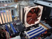 CPU-Kühler Noctua NH-U12P SE 1366
