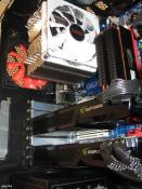 GTX260 AMP² SLi / Prolimatech Megahalems