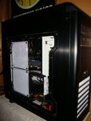 der Vorgänger Lian Li PC 60 FNW von der Seite