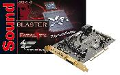 Creative Sound Blaster X-Fi Xtreme Game Fatal1ty Professional Series