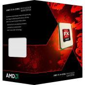 AMD FX 8350: 8 Kerne und mächtig Power