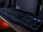 Meine Gamer Tastatur