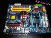 GigaByte X48-DS5
