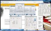 Validation Screen für 3DMark06 (altes System)