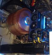 Zalman CNPS 9700 LED, GTX260 und nitrox NT