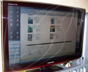New Monitor SyncMaster T260