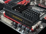 16GB-Kit Corsair Vengeance CL9 DDR3-1600