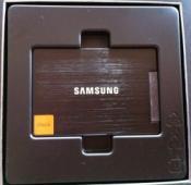 Meine neue Samsung 256GB C: SSD :)