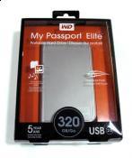 WD My Passport Elite