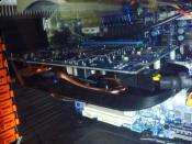 Grafikkarten PCB