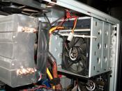 Oberer Zusatzlüfter für u.A. RAM-Kühlung