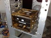 Einbau Gold case