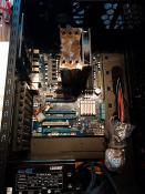 Cooler Master HAF X RC-942-KKN1 mit einem ATX AM3+-Board
