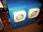 2. Vorgänger Wärmetauscher für den Pc
