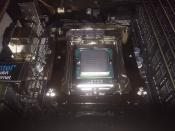 Boxed runter, CPU abgewischt...