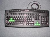 meine 15€ Tastatur