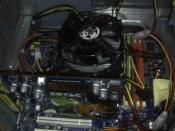 CPU mit alter Grafikkarte (GF8600GT)