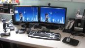 Mein Arbeitsplatz 2010