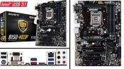 Gigabyte - B150-HD3P, Intel B150 Mainboard - Sockel 1151