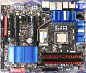 Mainboard mit CPU