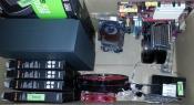 Alte PC Komponenten stehen zum Verkauf