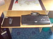 Meine G19 und die Razer Lachesis