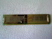 Das ist mein RAM von OCZ Hab 2x2GB