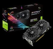 Asus ROG Strix GeForce GTX1050TI-O4G Gaming Grafikkarte