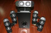Die X530 Lautsprecher