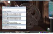 bei der arbeit... prime und caps viewer(gpu stresstest)