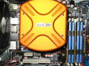CPU Fan Asus Pro Gaming
